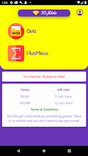 Yellow Puzzles – Playing Games & Get Gift Cards 1
