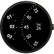 Roto Gears Watch Face for Android Wear  Icon