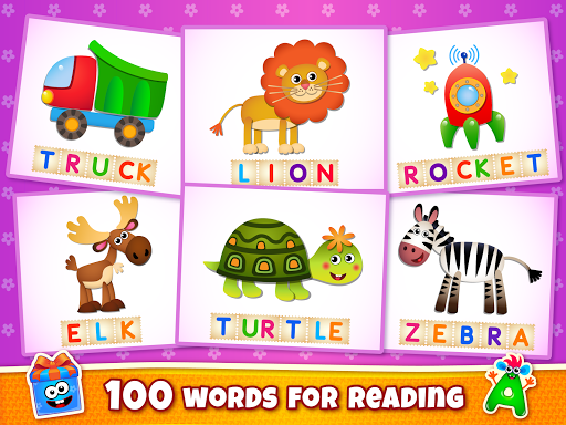 Baby ABC in box! Kids alphabet games for toddlers! 3.3.3.2 screenshots 20
