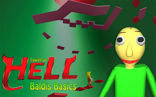 Baldi Classic Tower of Hell - Climb Adventure Game screenshots 11