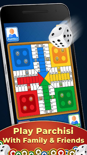 Parchisi Superstar - Parcheesi Dice Board Game 1.5 screenshots 1
