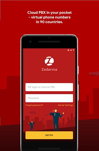 Zadarma 2.2.43 screenshots 1