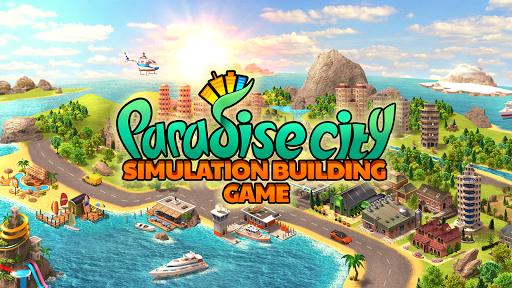 Paradise City: Building Sim Game apkmartins screenshots 1