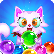 Bubble Shooter: Free Cat Pop Game 2021