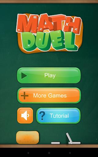 Math Duel: 2 Player Math Game 3.8 screenshots 14