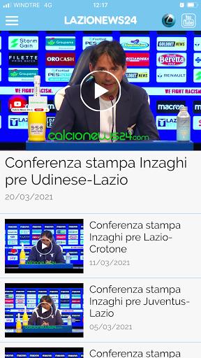 lazionews24 screenshot 3