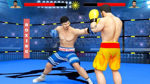 Punch Boxing Warrior: Ninja Kung Fu Fighting Games apktreat screenshots 1