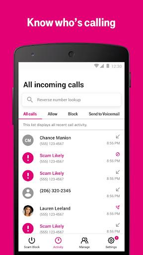 T-Mobile Scam Shield apktram screenshots 2