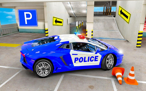 Police Multi Level Car Parking Games: Cop Car Game 2.0.6 screenshots 11