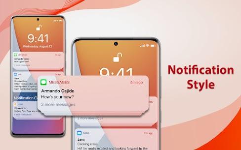 Launcher iPhone MOD APK (VIP Unlocked) Download 10