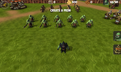 OrcWar Clash RTS 1.126 screenshots 9