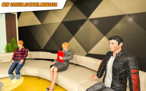 Virtual Restaurant Manager Job: Hotel Game  screenshots 1
