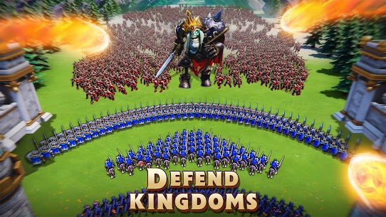 Lords Mobile APK MOD 2.61 (Unlimited Gems/Resources) 7