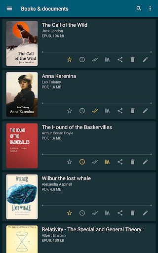 ReadEra - book reader pdf, epub, word 20.12.17+1320 Screenshots 18