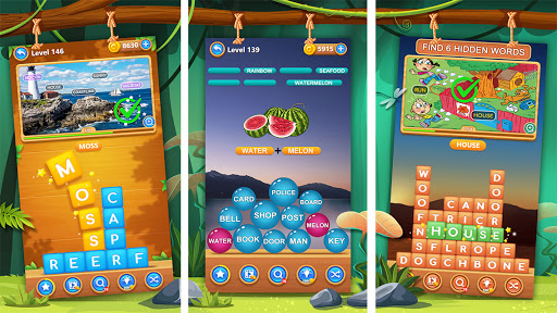 Word Swipe Pic 1.7.1 screenshots 1