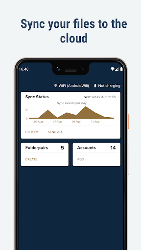 FolderSync  screenshots 1