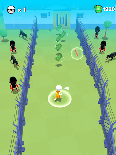 Prison Escape 3D – Stickman Prison Break MOD APK 0.1.7 (Unlimited Money) 14