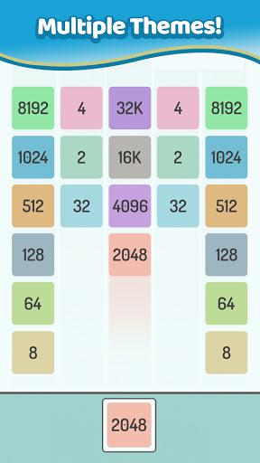 X2 Blocks u2013 2048 Merge Puzzle Game android2mod screenshots 7