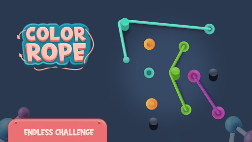 Color Rope - Connect Puzzle Game 1.0.0.6 screenshots 7