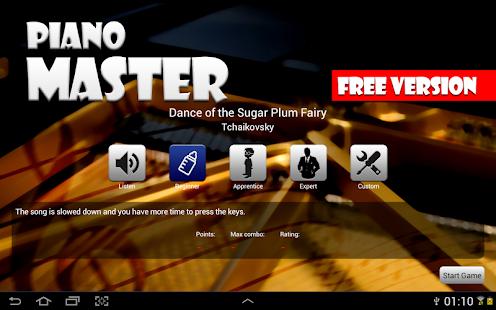 Piano Master 2 4.0.2 Screenshots 17
