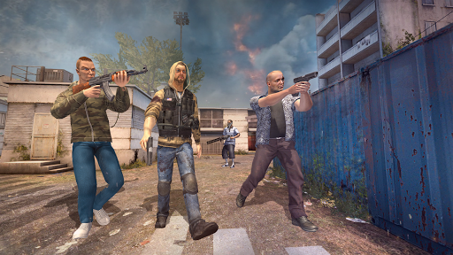 Free Firing Battleground: Fire Free Squad Survival 1.6 screenshots 12