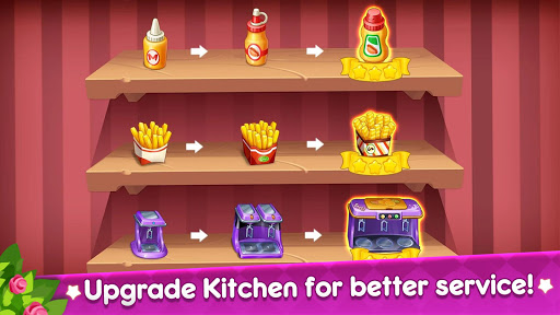 Kitchen Star Craze - Chef Restaurant Cooking Games  screenshots 22