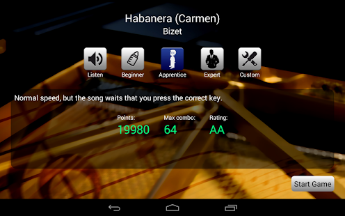 Piano Master 2 4.0.2 Screenshots 11