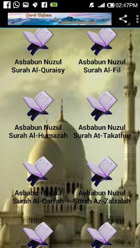 Surah Hafazan & Asbabun Nuzul For PC Windows (7, 8, 10, 10X) & Mac Computer Image Number- 8