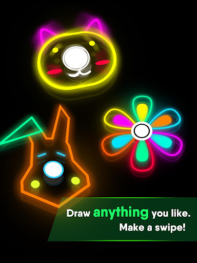 Draw Finger Spinner 1.1.5 screenshots 10