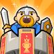 スマッシュキングダム:スリングショット戦略アクションバトルディフェンスゲーム