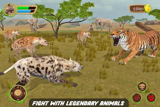 Savanna Simulator: Wild Animal Games  screenshots 10