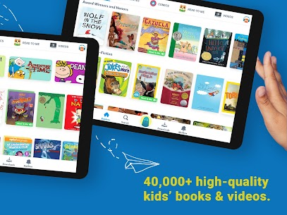 Epic: Kids' Books Mod Apk & Educational Reading Library (Unlimited) 7