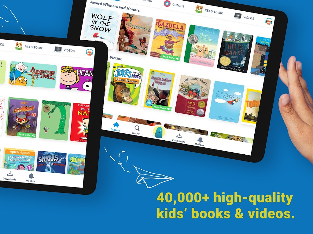 Epic: Kids' Books & Educational Reading Library  poster 6