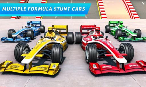 Formula Car GT Racing Stunts- Impossible Tracks 3D  Screenshots 4