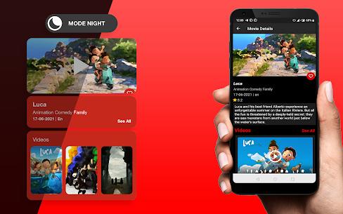 motex   movies  tv series Apk Download 5