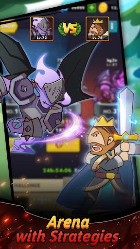 Hero Summoner - Free Idle Game  screenshots 7