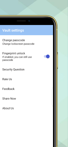 Gallery Lock - Photo & Video Vault App Fingerprint apktram screenshots 16