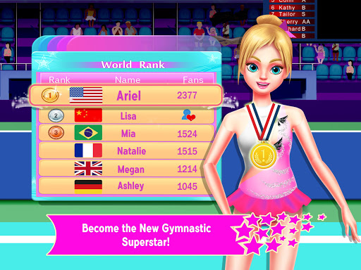 Gymnastics Superstar 2 - Cheerleader Dancing Game 1.0 screenshots 8
