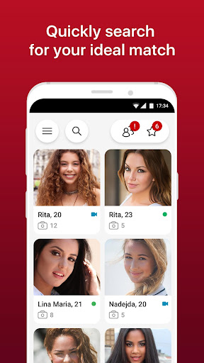 AmoLatina: Find & Chat with Singles - Flirt Today 4.5.0 Screenshots 1