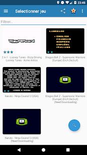 GBA Emulator 1.0 screenshots 1