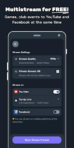 Turnip: Livestream, voice chat, gaming communities 3.0.7