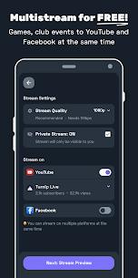 Turnip: Livestream, voice chat, gaming communities 1
