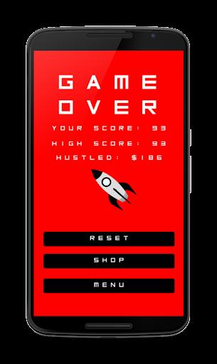 asteroid escape screenshot 3