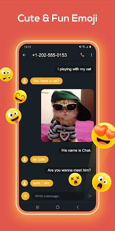 SMS & MMS Messengerのおすすめ画像4