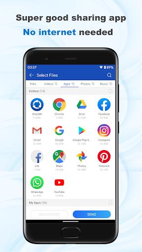 ShareMi - Fast Transfer File & Fast Share File  screenshots 2