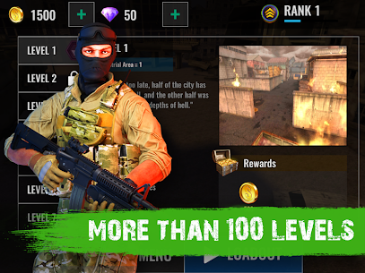 Zombie Shooter Hell 4 Survival Mod Apk (UNLIMITED REWARD GOLD) 8