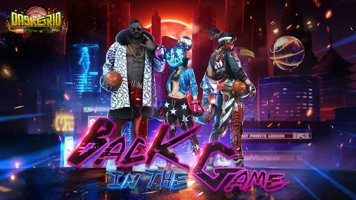 Basketrio: Back in the Game  screenshots 1