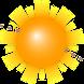 Sun Position & Sunrise デモ - Androidアプリ