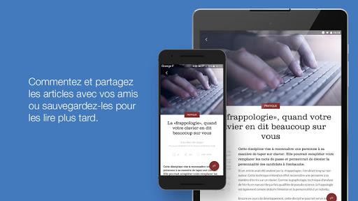 Le Figaro.fr: Actu en direct 5.1.25 Screenshots 8