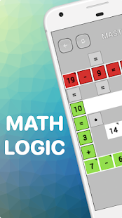 Math Logic - Classic Puzzle Screenshot